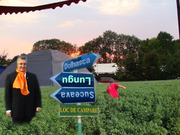Ion Lungu: Dragi turişti, iată specificul bucovinean!