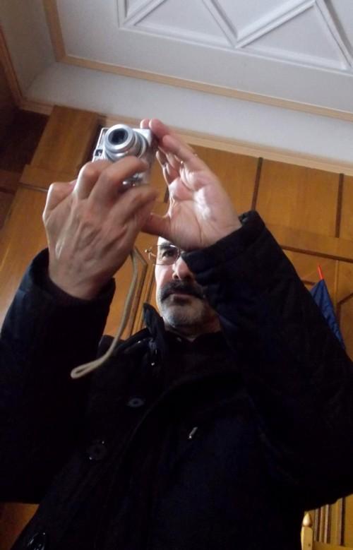 Tiberiu Cosovan, celălalt om... obiectiv