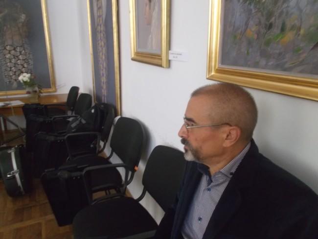 Cosovan la Biblioteca Bucovinei 1