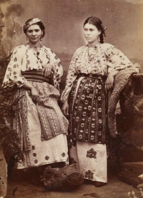 Ţărănci românce