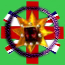 Cruce cu celtica bijuterie