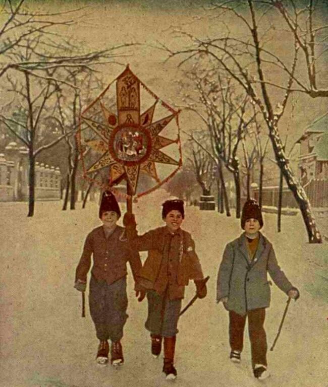 """Cu """"Steaua"""" - Realitatea ilustrată din 1929"""