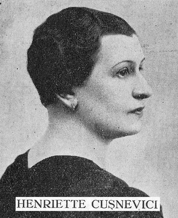 Cusnevici Henriette