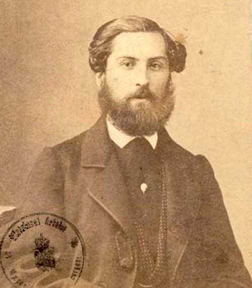 Dimitrie Cuza