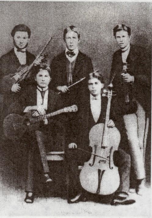 Cvartet Porumbescu