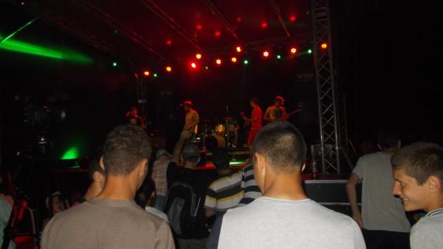 PARALELA 47 din Chişinău, concertând la Darabani