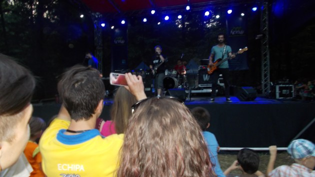 Cel mai recent festival de rock din România, cel de la Darabani