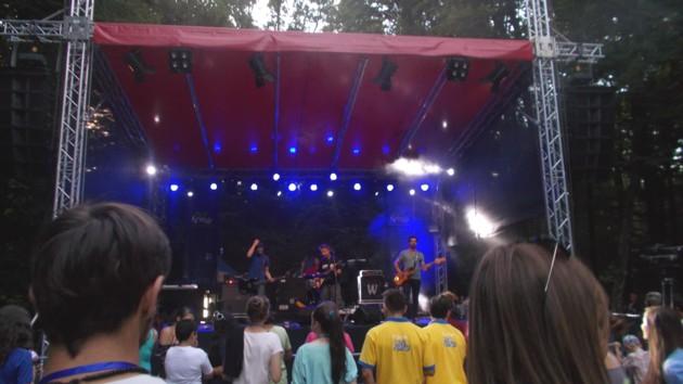 Toy Machines, într-un concert entuziasmant