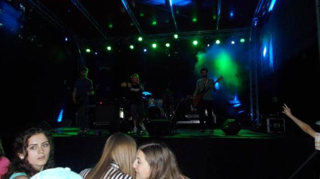 Toy Machines, trupa care a întemeiat Bucovina Rock Castle