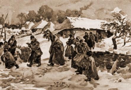 Malanka, la ruteni