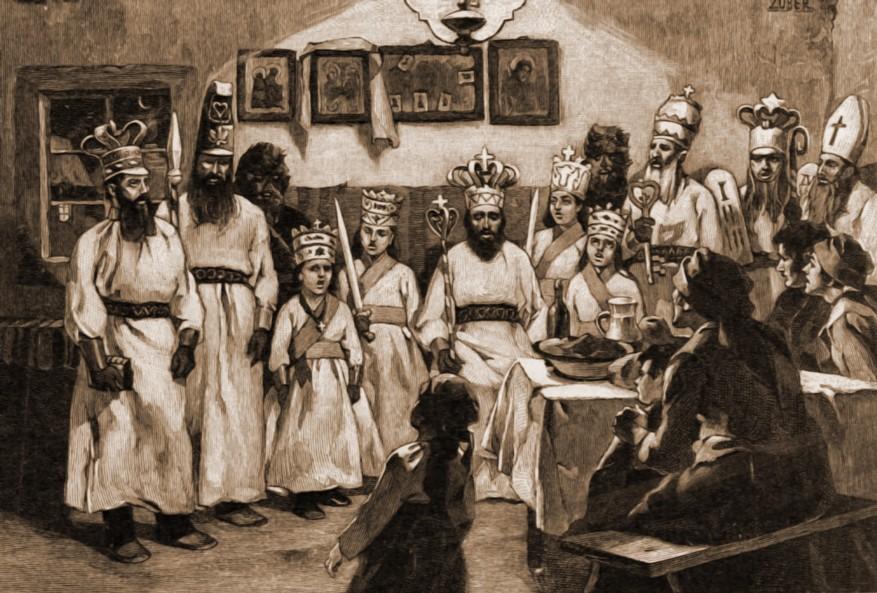 Irozii, la români – de Julius Zalaty Zuber (1867-1918)