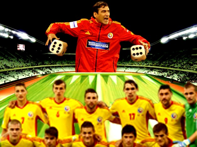 Victor Piţurcă: Cum, cu fotbalişti trebuia să joc, nu cu... puluri?