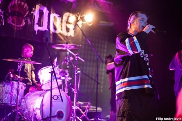 Dog Eat Dog, în concert la Belgrad, în Serbia