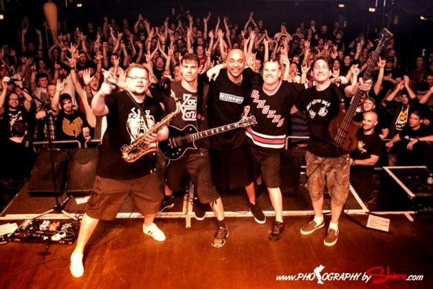 Dog Eat Dog va cânta, la Suceava, joi, 21 august 2014
