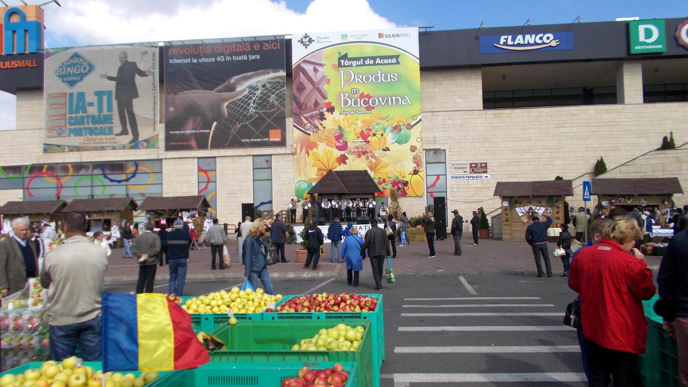 Fructele Bucovinei
