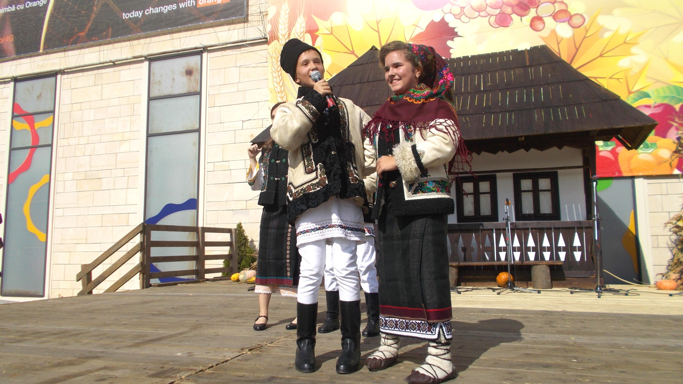 Gheorghiţă Plăcintă şi Petronela Popa