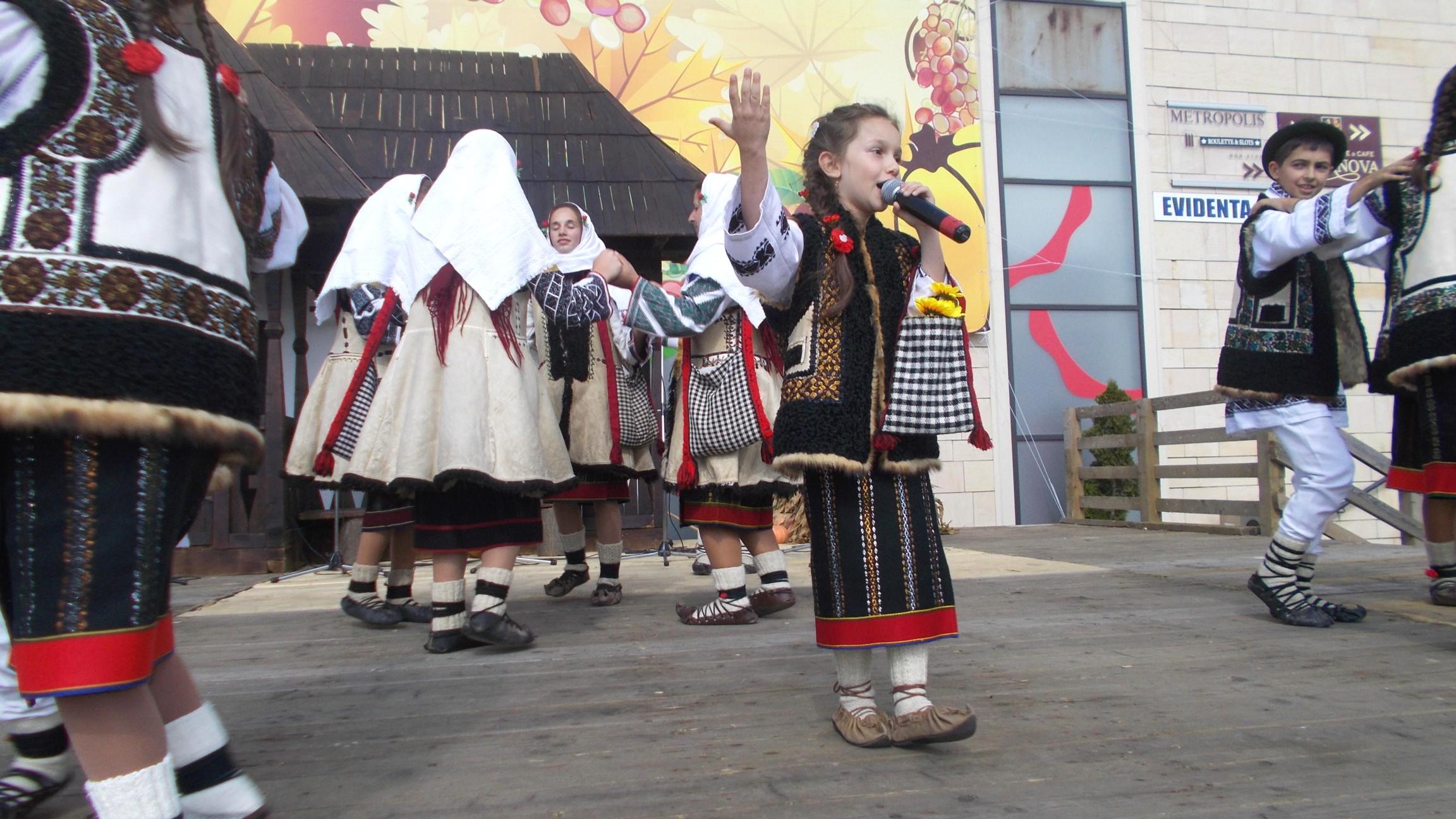 Alina Ţăpar, însăşi cântecul, în inspirata lui întrupare