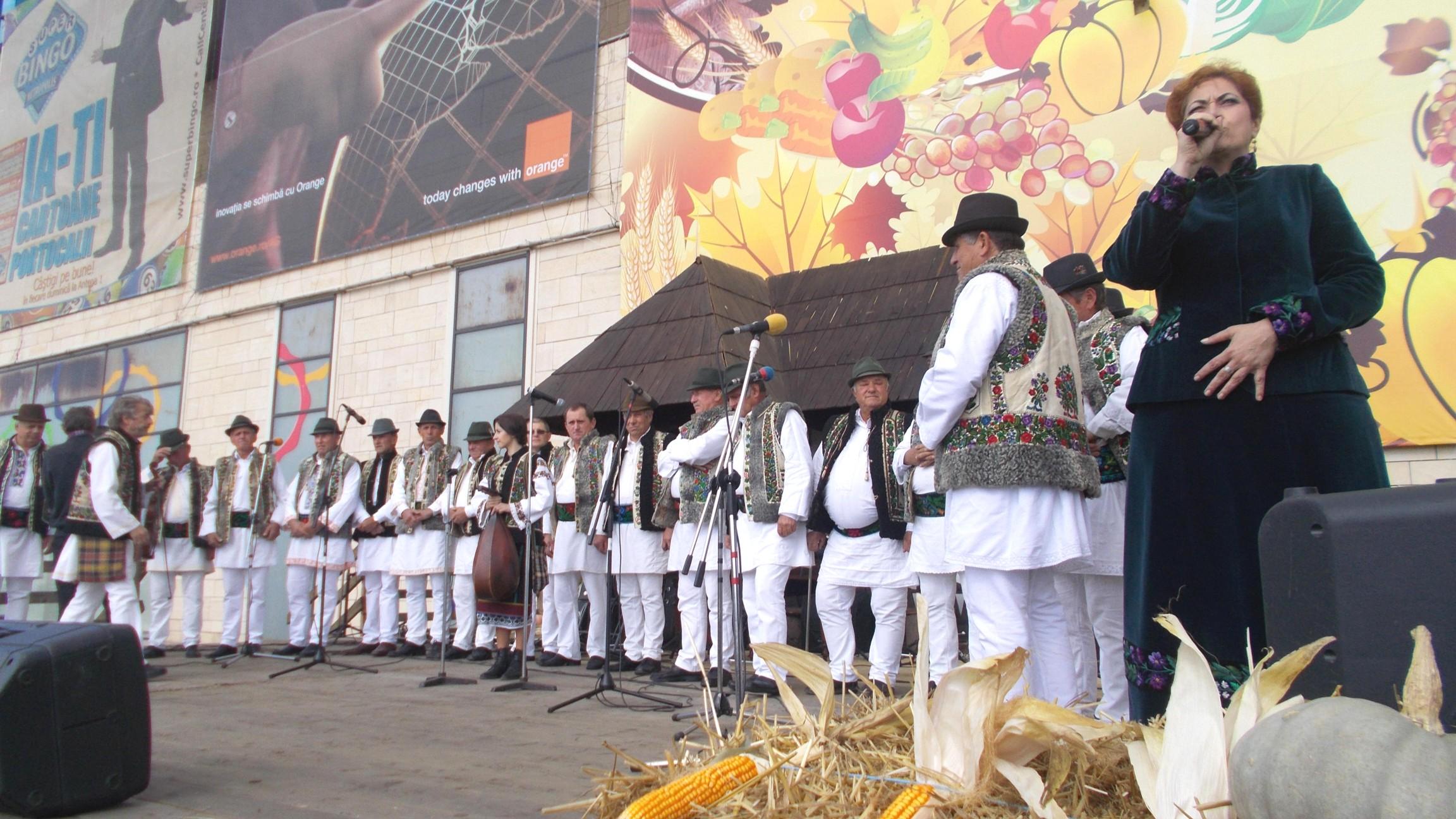 "Grupul vocal ""Gospodarii"" din Bosanci"