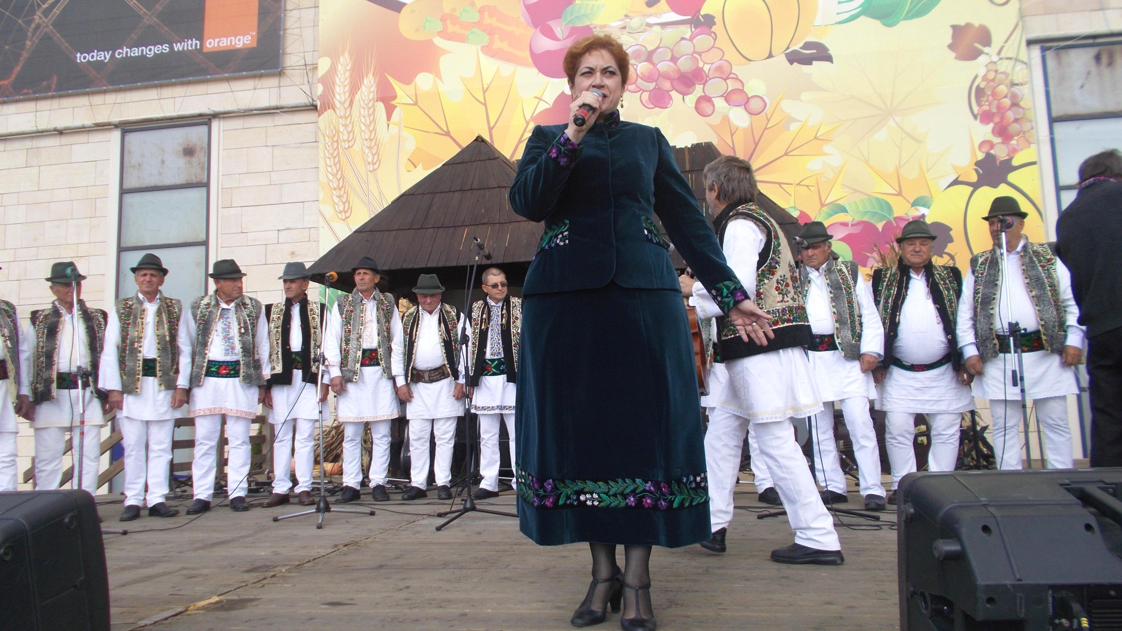 Gabi Teişanu, rostind una dintre cele mai spirituale prezentări a grupului