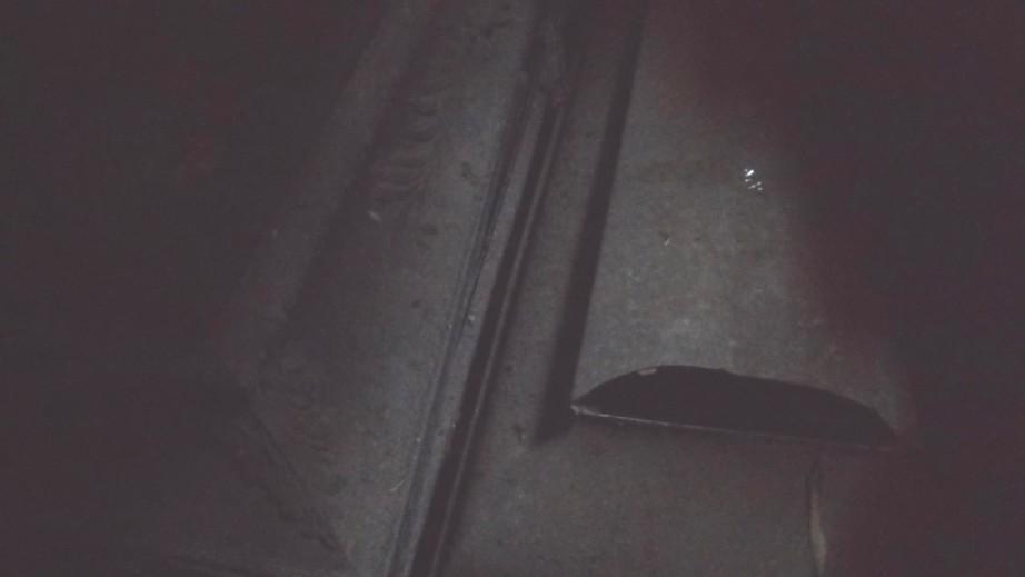Sicrie în cripta familiei Popovici