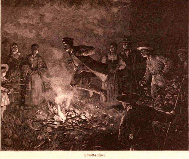Dansul Focului, p 381