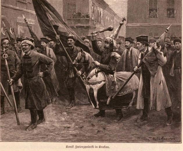 Dansul căiuţilor, la poloni, cf. Die österreichisch-ungarische Monarchie in Wort und Bild / 19 Galizien, p. 385