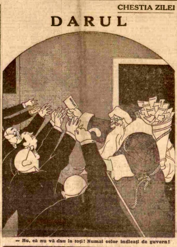 Darul ADEVARUL 1933