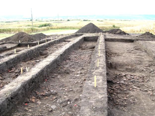 Noile săpături arheologice, de la Baia, ale lui Constantin Emil Ursu