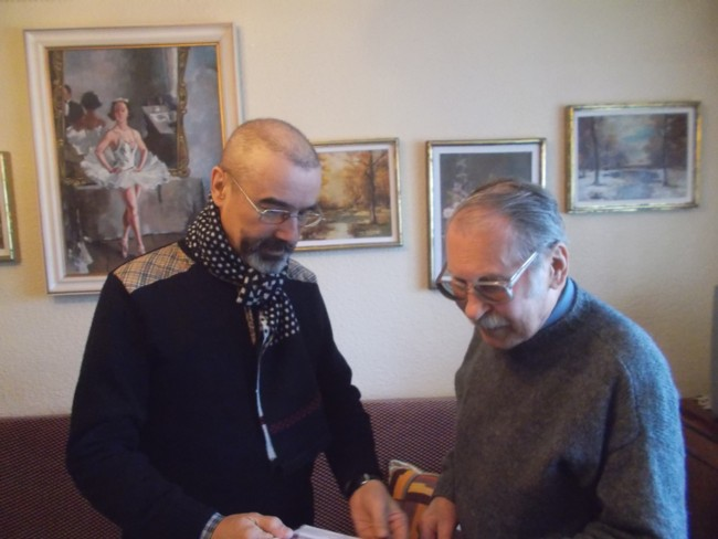 Dimitrie Savu inmanarea diplomei 1
