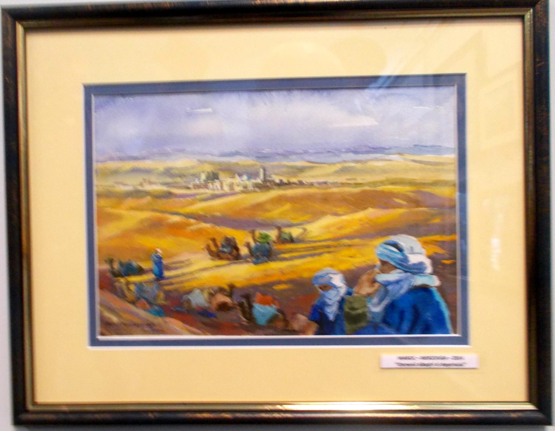 Doina peisaj Maroc 2