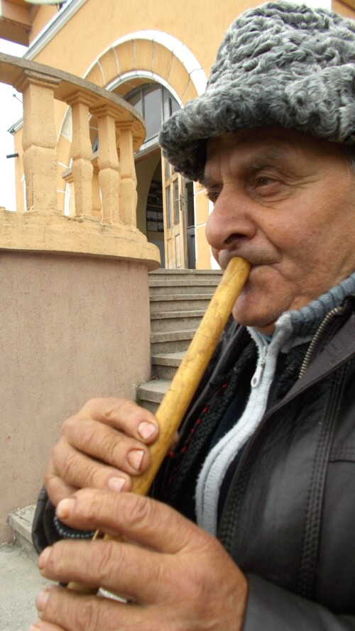 Fluieraşul Ion Livadaru