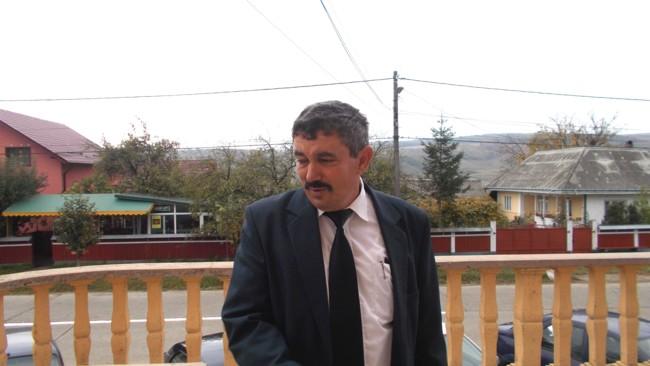 Cătălin Darabă, primarul Dolheştilor Mari