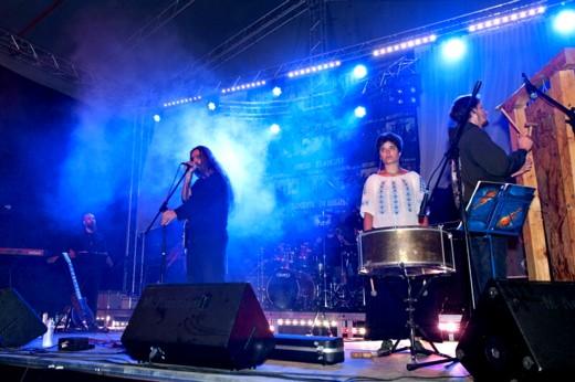 DorDeDuh, trupa rock a muzicii arhetipale - fotografie de Victor T. Rusu
