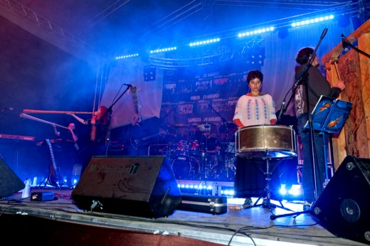 """""""Dojana"""", Imnul Festivalului Internaţional BUCOVINA ROCK CASTLE - fotografie de Victor T. Rusu"""
