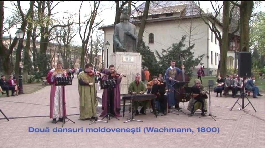 Doua dansuri moldovenesti