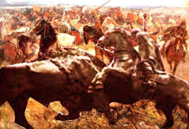 Dincolo de legenda lui Dragoş, stă o bătălie cu tătarii Bourului Norocos
