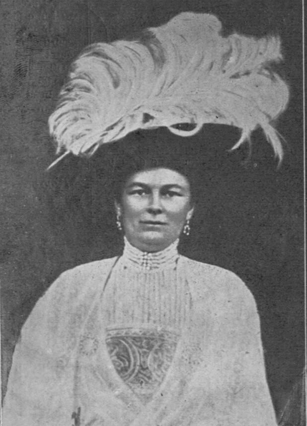 """Ducesa Sofia - """"Gazeta ilustrată"""" nr. 28/1914"""