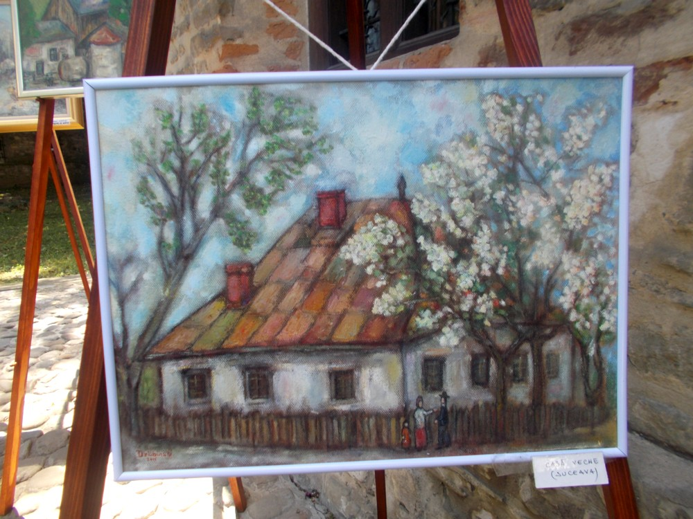 Dziubinski Casa veche Suceava