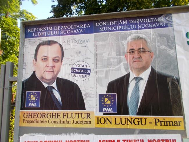 Electorale Flutur si Lungu