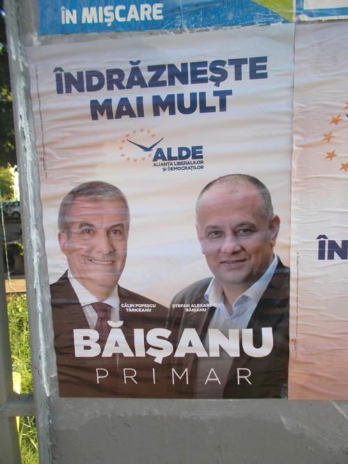 Electorale Tariceanu si Baisanu