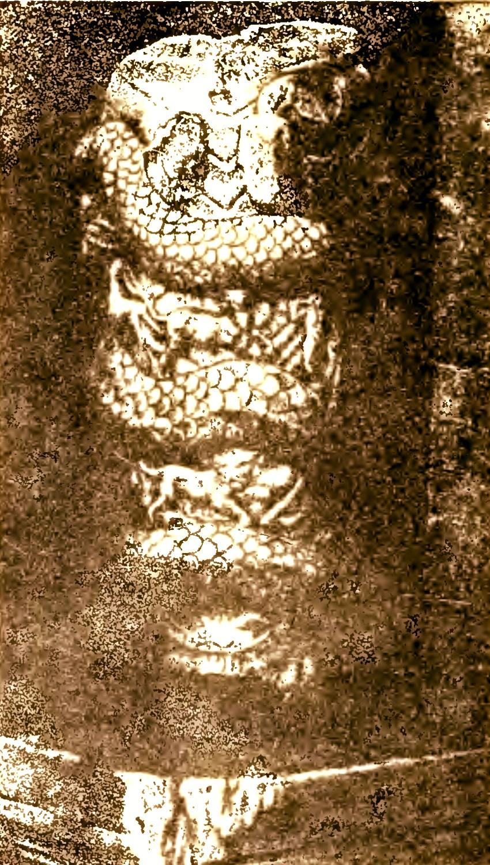 Drago beth Et, deci Dragobete sau COnstelaţia Dragonului aduce fertilitate, prin smulgerea şarpelui îngheţului din pământ