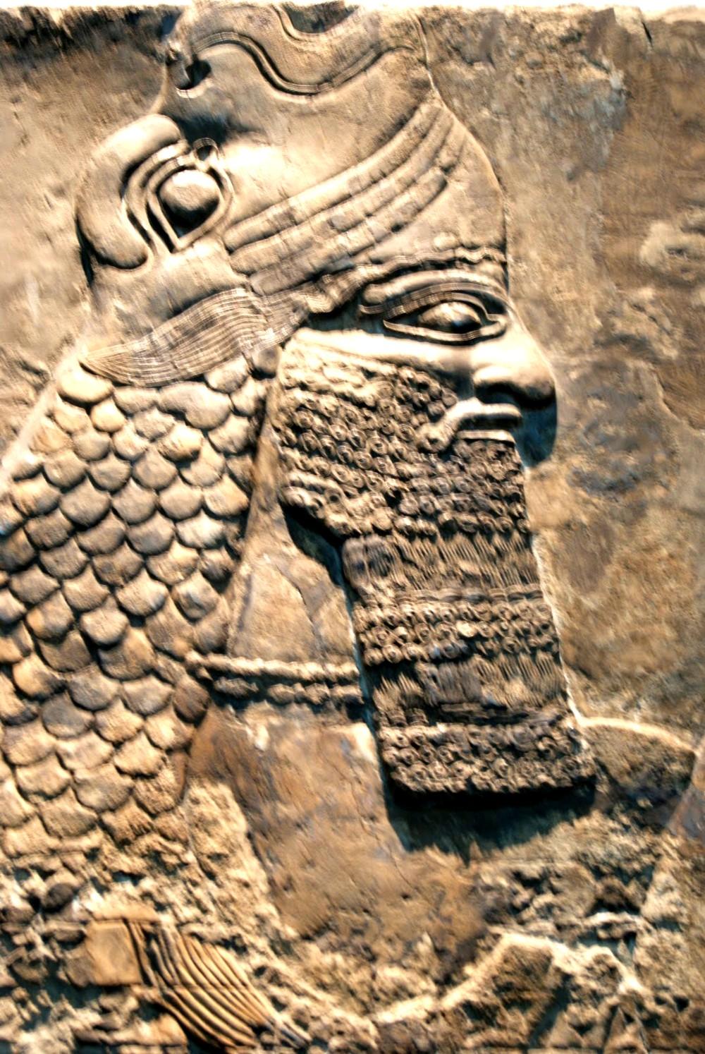 """""""Marele Păstor Enlil al Muntenului"""", părintele zeilor şi fiul lui Anu"""
