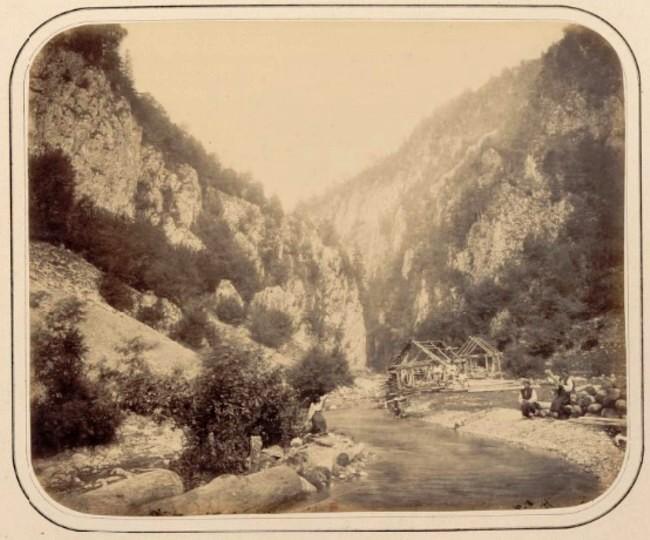 Pe valea Prahovei