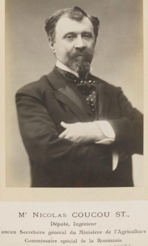 GALLICA: Expoziţia Universală din 1900, comisarul României Nicolae Şt. Cucu