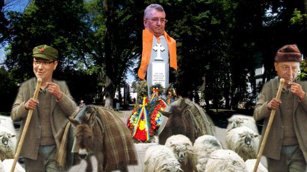 Sarma Vodă: În patria mioritică, nu te năpusteşti, ci aştepţi să vezi care cioban ia şi turma celuilalt...