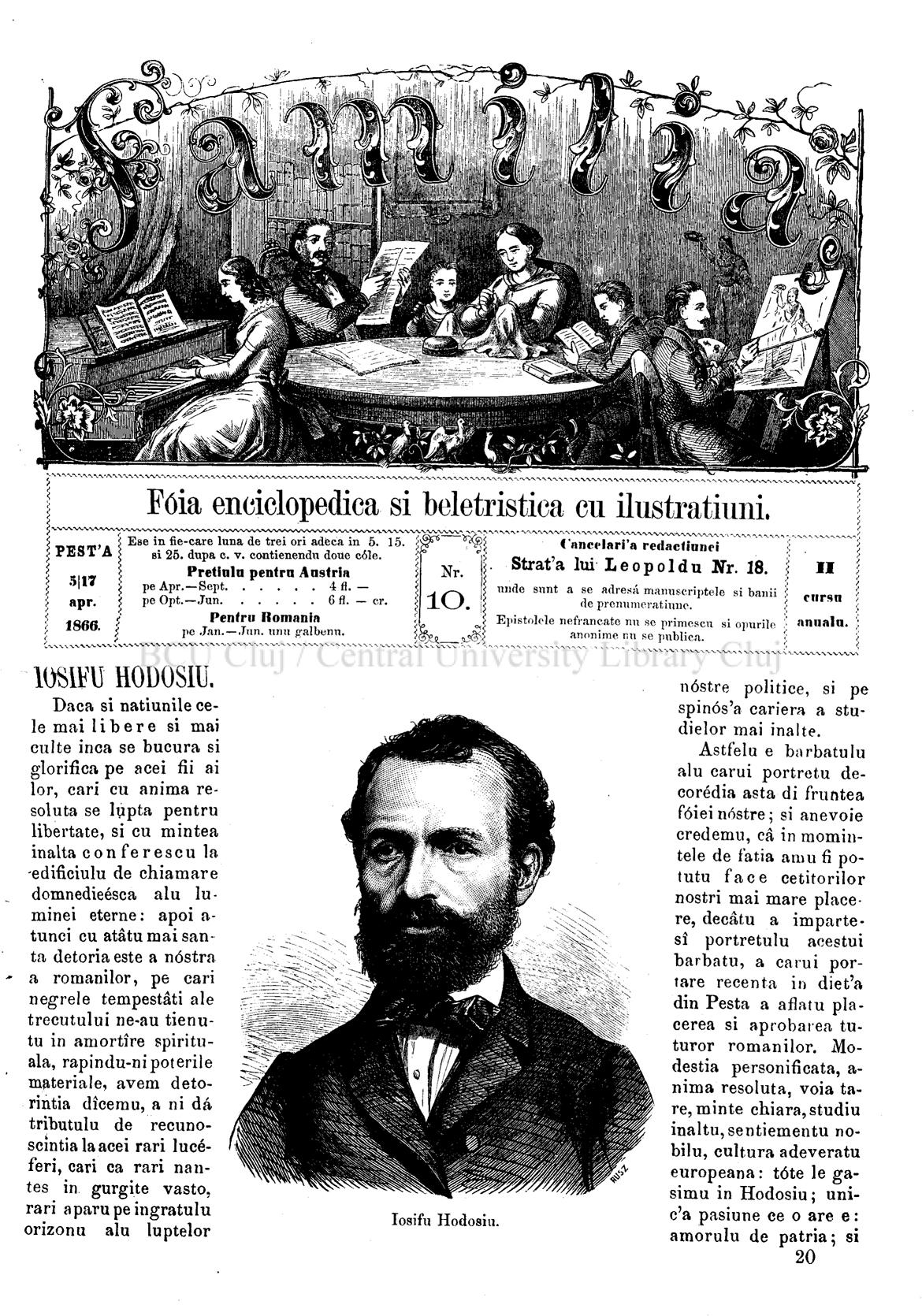 """""""Familia"""" debutului lui Vasile Bumbac"""