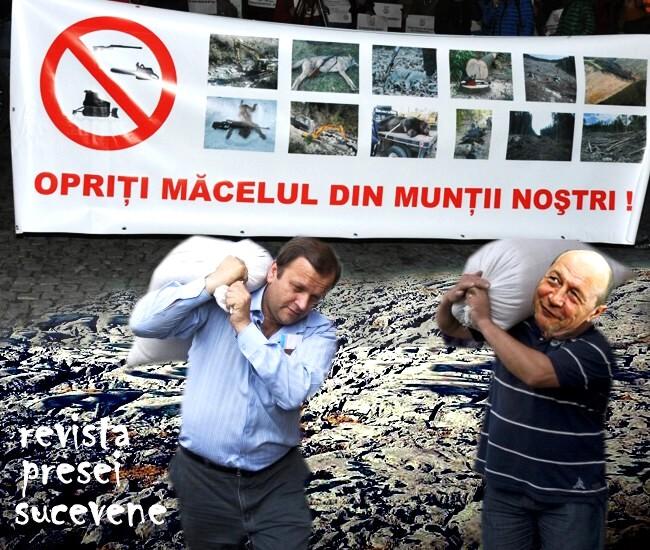 Gheorghe Flutur: Privatizăm cu sacul, până ce alungăm traseiştii prin toată Europa!