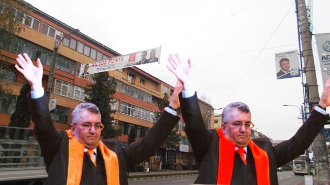 Ion Lungu: Dragii miei suceveni, echipa Flutur-Lungu învingi tăt timpu'!...
