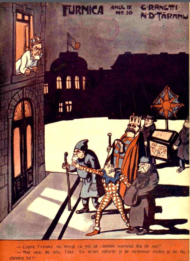 Furnica, decembrie 1912