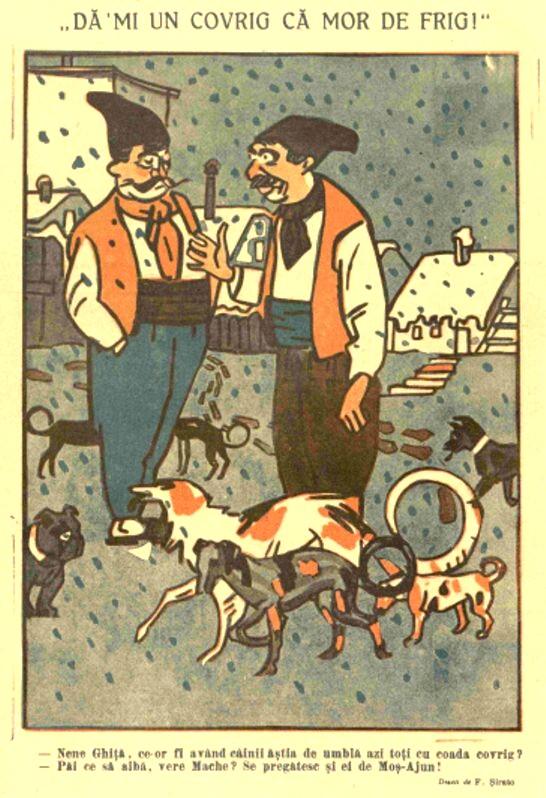 FURNICA de Craciun 1915 b